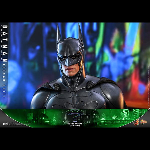 バットマン フォーエヴァー ムービー・マスターピース1/6スケールフィギュア バットマン(ソナー・スーツ版) 予約