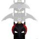 DC アイコン バットラング 1/1スケール#03 アニメ 『バットマン・ザ・フューチャー』 予約