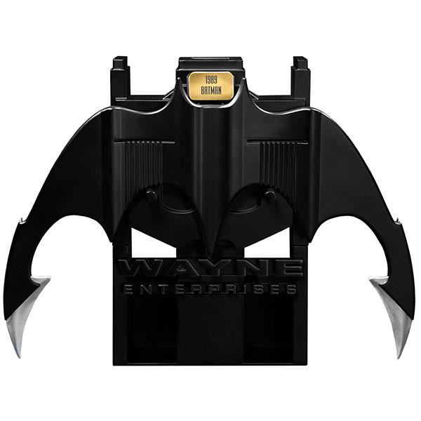 DC アイコン バットラング 1/1スケール#05 映画『バットマン』 予約