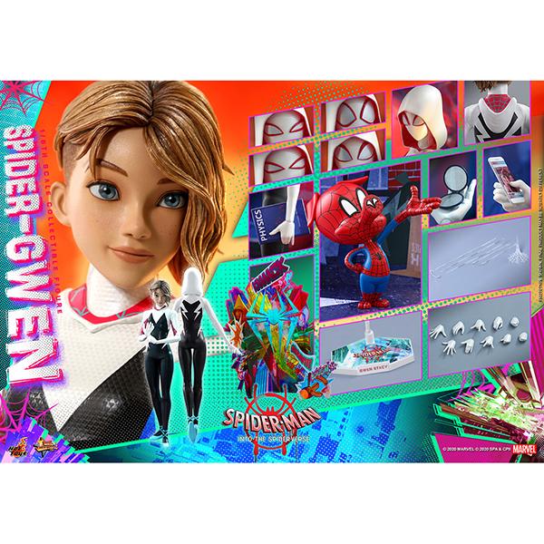 スパイダーマン:スパイダーバース ムービーマスターピース1/6スケールフィギュア スパイダー・グウェン 予約