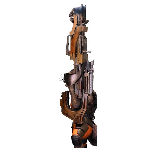前金制 ガーディアンズ・オブ・ギャラクシー ライフサイズフィギュア ロケット 予約 11390