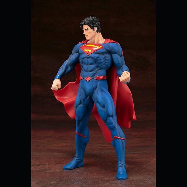 DC UNIVERSE ARTFX+ スーパーマン REBIRTH 予約