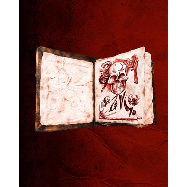 死霊のはらわた2/ 死者の書 ネクロノミコン レプリカ ver.2  予約