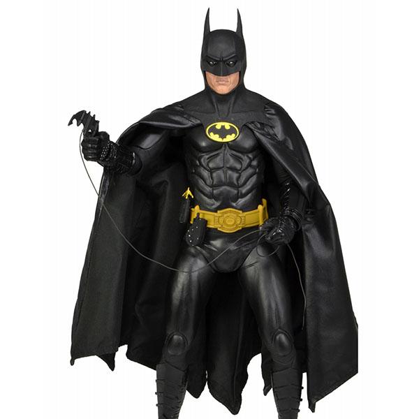 バットマン 1989 ティム・バートン/ マイケル・キートン バットマン 1/4 アクションフィギュア 予約