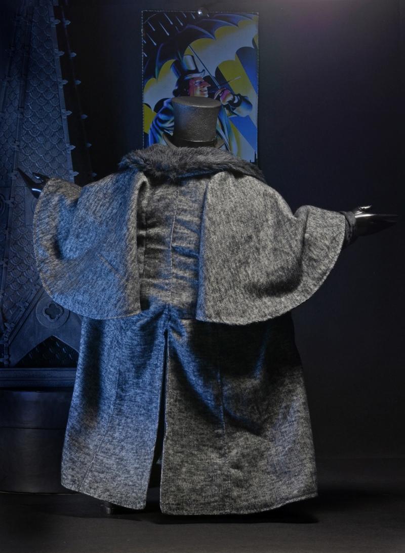 バットマン リターンズ/ ダニー・デヴィート ペンギン 1/4 アクションフィギュア マヨラル ver