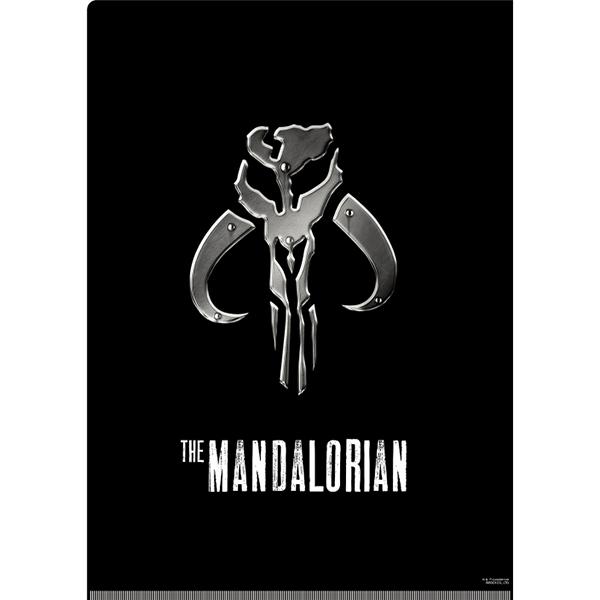 スターウォーズ ザ・マンダロリアン/ A4 クリアファイル 4枚セット 【再入荷】 予約