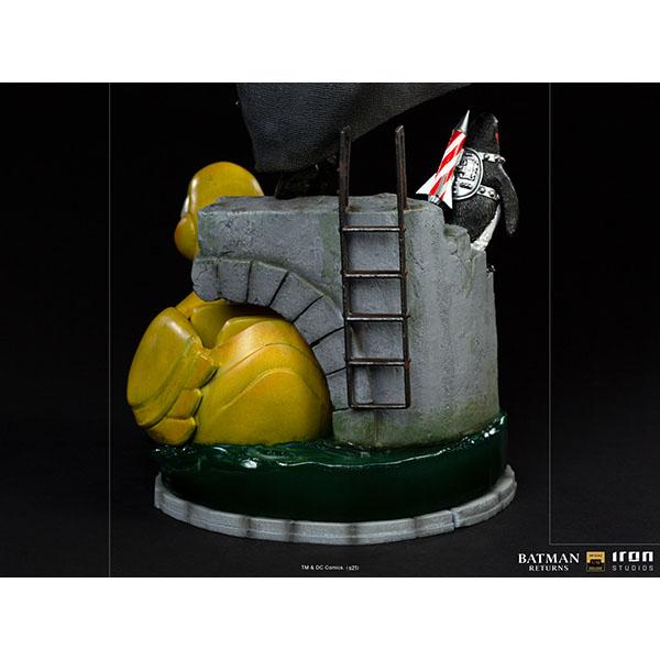 DC デラックス・アートスケール 1/10スケール ペンギン(映画「バットマン リターンズ」)予約