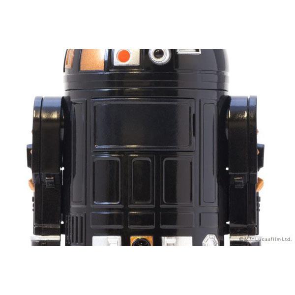スターウォーズ REALFLEET imp. R2-Q5 バーチャルキーボード IMP-101-bk 11705