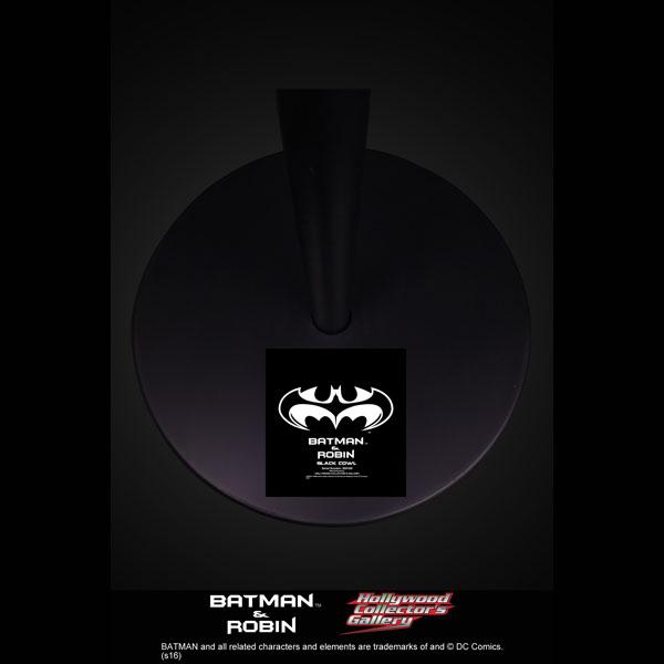 バットマン&ロビン/Mr.フリーズの逆襲 1/1スケール プロップレプリカ バットマン ブラックカウル 12280
