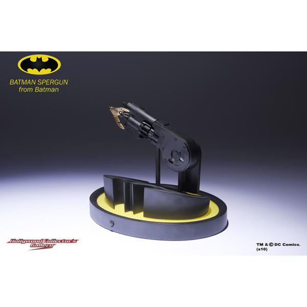 バットマン(1989)  1/1スケールプロップレプリカ スピアガン アウトレット 6881