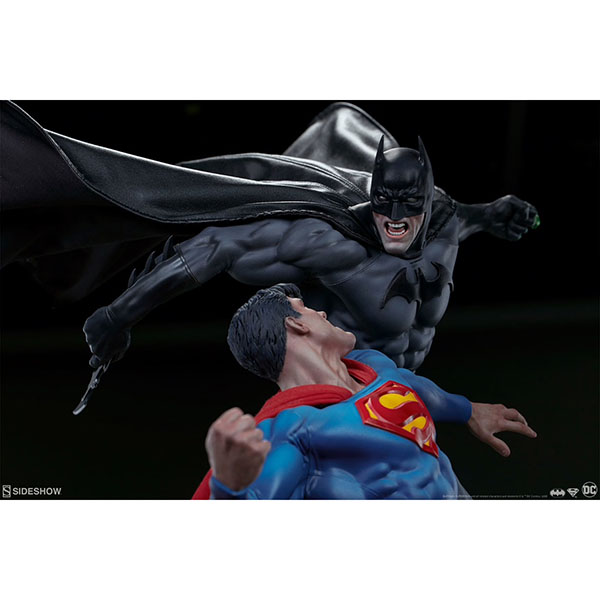 DCコミックス ジオラマ バットマンvsスーパーマン 予約