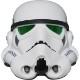スター・ウォーズ 1/1スケールヘルメットレプリカ ストーム・トルーパー スタントヴァージョン ANH版 【再生産】【価格変更】 14938