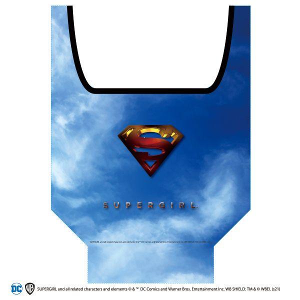たためるエコバッグ DCヒーローズ スーパーガール 予約
