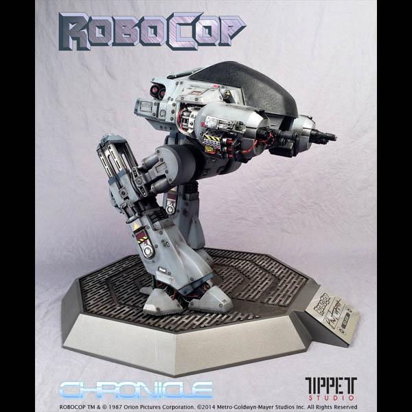 ロボコップ レガシー・シリーズ ED−209 予約 11235