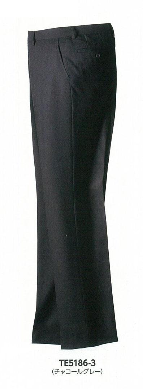 紳士服 TE5186 チクマ フェローズ スラックス ノータック