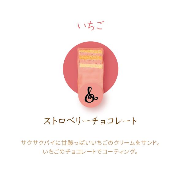 ミルフィーユショコラ 12個入り*送料全国一律500円*