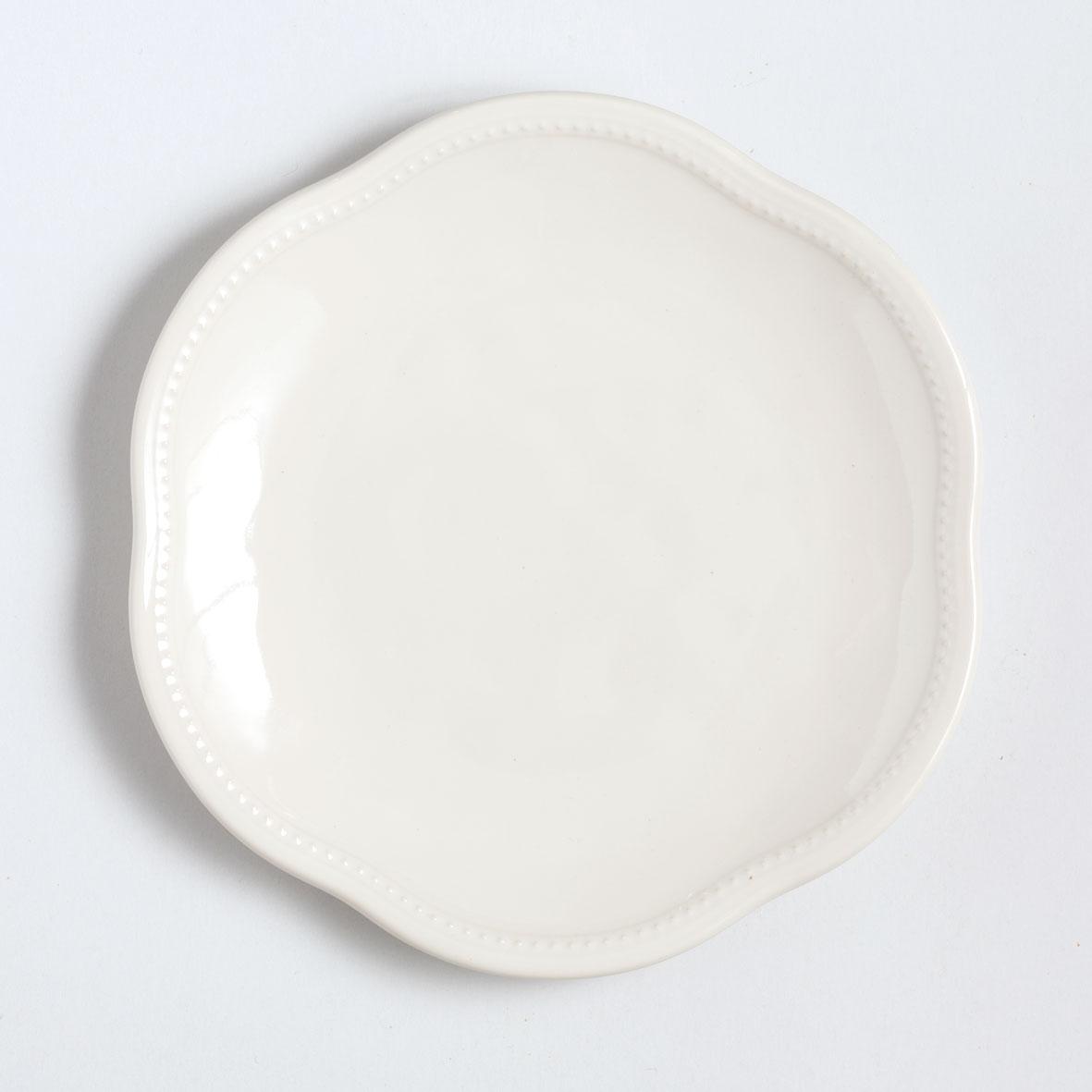 プレート / 23cm・ホワイト [ラ・メゾン オリジナル ]