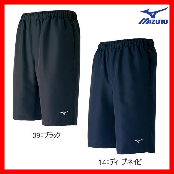 MIZUNO ミズノ トレーニングクロスパンツハーフ メンズ 32JD7130 水泳 競泳 チーム ユニセックス トレーニングウェア スポーツウェア