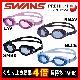SWANS スワンズ SW30PAF フィットネス向け女性用スイムゴーグル 水中眼鏡 水泳 競泳 プール