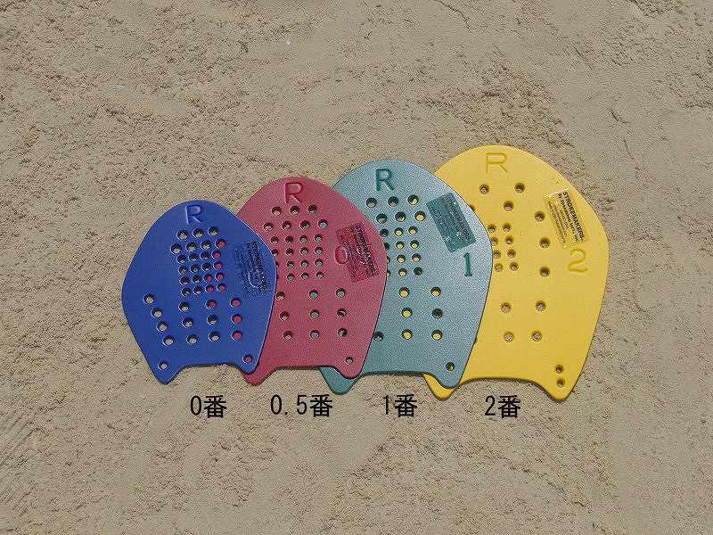 50%OFF ストロークメイカー 4番 ブルー PR77004 水泳 競泳 トレーニング パドル ネコポス発送 代引き不可