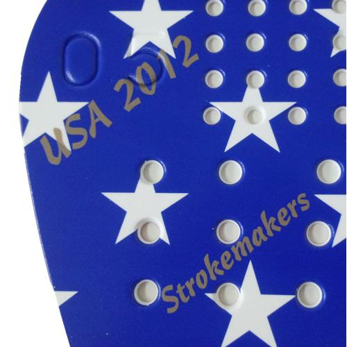 ストロークメイカー 2012USAナショナルチームモデル 0番 SS77050 水泳 競泳 トレーニング パドル ネコポス発送 代引き不可