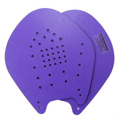 ストロークメーカー 4番 パープル 2013200 水泳 競泳 トレーニング パドル ネコポス発送 代引き不可