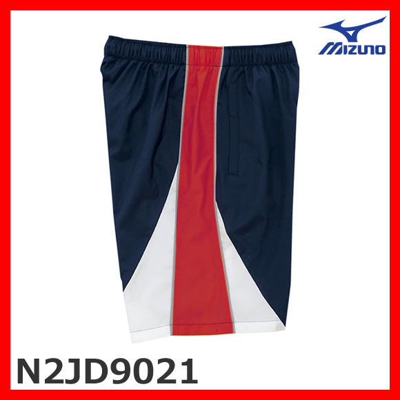MIZUNO ミズノ トレーニングクロス ハーフパンツ N2JD9021 水泳 競泳 チーム ユニセックス トレーニングウェア スポーツウェア