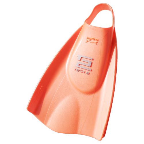 ハイドロ・テック2フィン スイム COLOR ソフトタイプ TECH2-COLOR 水泳 競泳 トレーニング 足ひれ