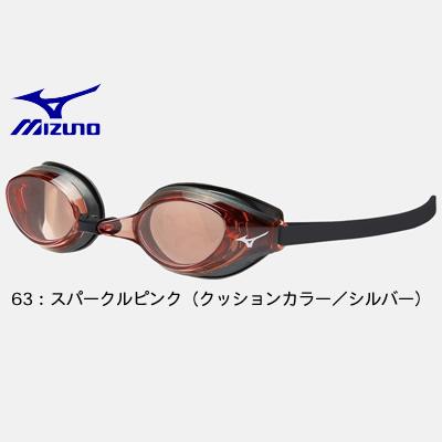 MIZUNO ミズノ ACCEL EYE 85YA900 クッション付スイムゴーグル 水中眼鏡 水泳 競泳 プール