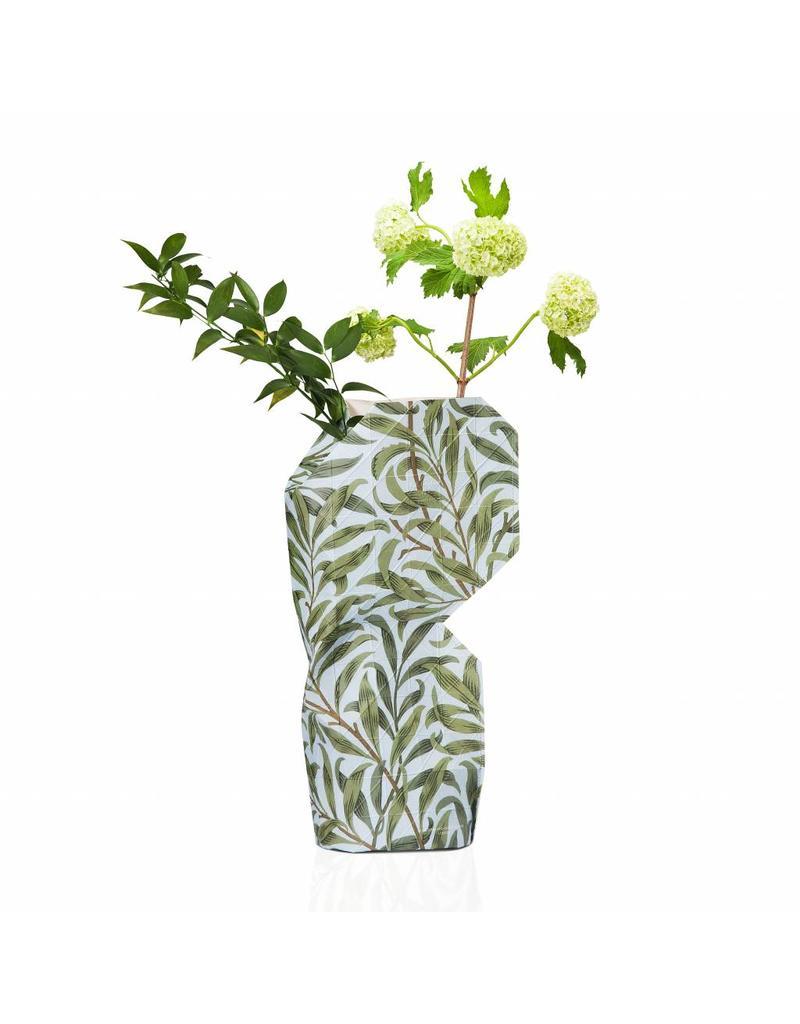 Paper Vase Coverペーパーベースカバー:Willow Bough (S/Lサイズ)