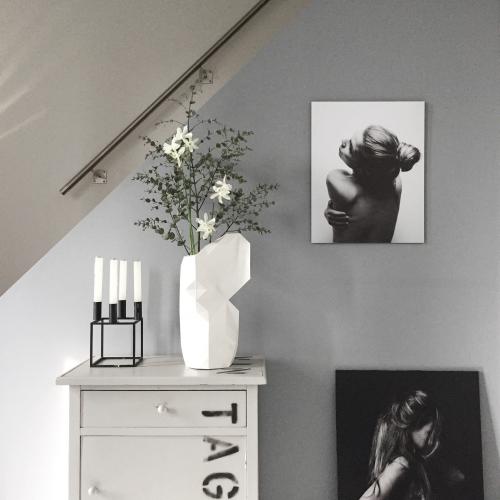 Paper Vase Coverペーパーベースカバー:Tulips(Sサイズ)