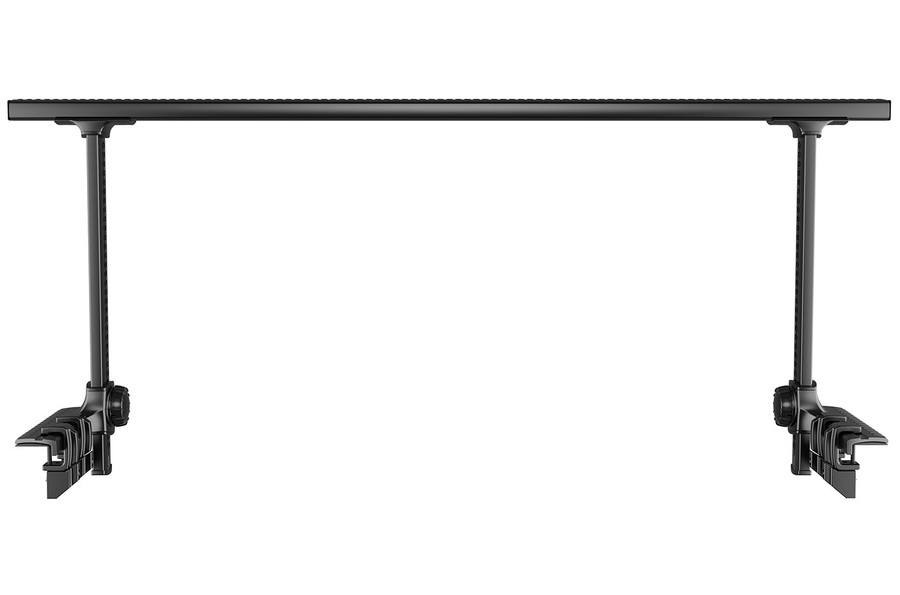 (取り寄せ対応!) THULE(500XTB・Xsporter PRO)マルチハイト アルミニウム トラックラック ブラック