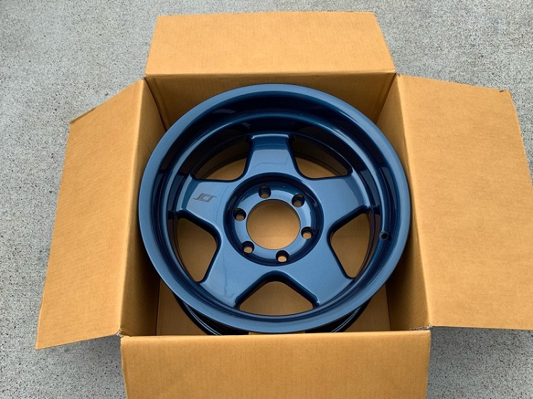 (限定品!在庫あり!)SCS(Stealth Custom Series Wheels/ステルスカスタムシリーズ) F5 Limited Edition ホイール Stealth Blue ステルスブルー ※送料無料!