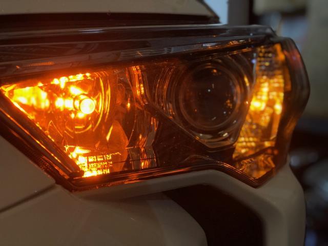 (在庫あり!)14-4ランナー LED デイライトキット (アンバー)