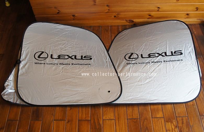 (再入荷!在庫あり!) US LEXUS/ レクサス サンシェード