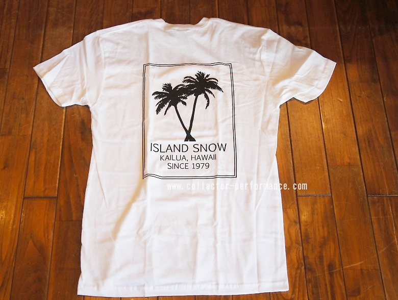 ハワイ IslandSnow パームツリー Tシャツ