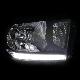 (取り寄せ対応!)14-タンドラ LEDバー インナーブラック・ヘッドライトSET(レべライザー対応)
