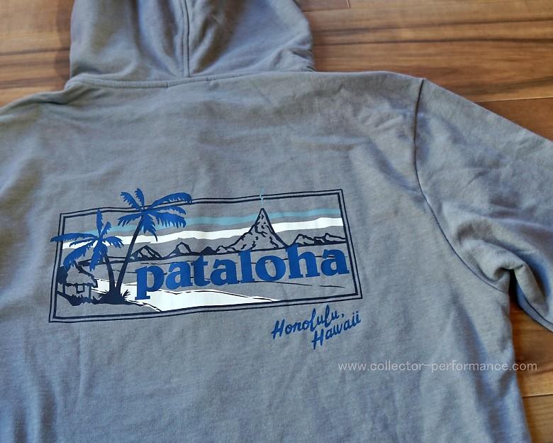 ハワイ限定 Patagonia/パタゴニア Pataloha/パタロハ ジップアップフーディー/パーカー