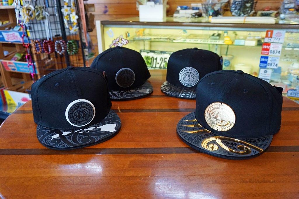 ハワイ island silver/アイランドシルバー Luxury Snapback ラグジュアリー スナップバック(Island Crown/グレー)