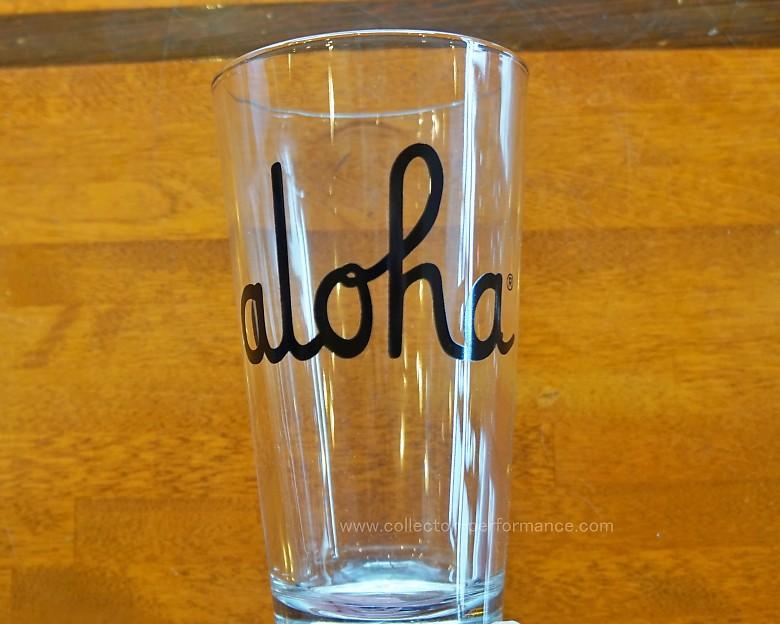 ハワイ ALOHA ARMY/アロハアーミー aloha グラス