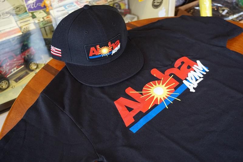 ハワイ In4mation ALOHA ARMY/アロハアーミー Plantation スナップバック