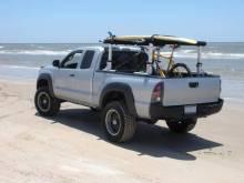 (取り寄せ対応)THULE(500XT・Xsporter PRO)マルチハイト アルミニウム トラックラック シルバー
