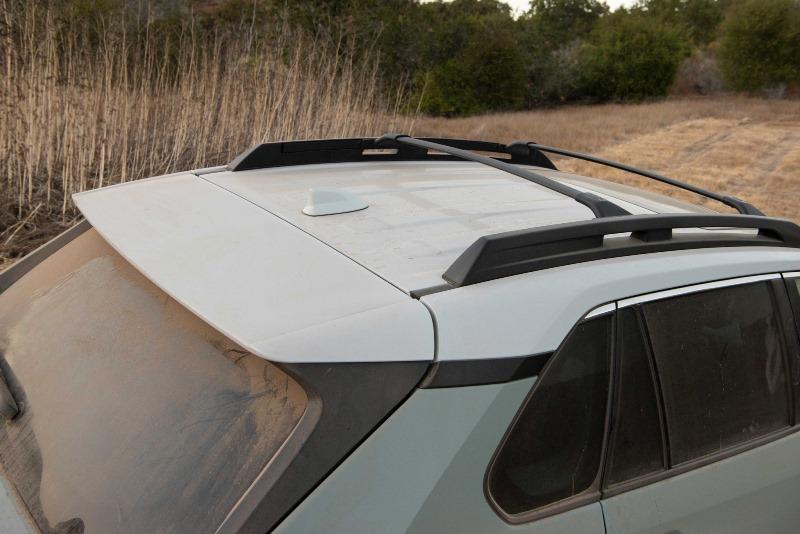 (取り寄せ対応!)2019-RAV4 ラブ4 アドベンチャーモデル USトヨタ純正 ルーフレールキット