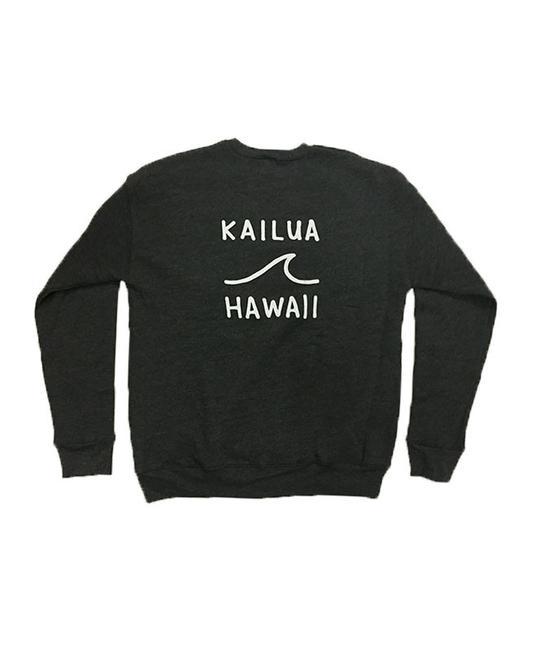 ハワイ Island Snow/アイランドスノー Kai-Nalu KAILUA HAWAII カイルア スウェットシャツ/トレーナー