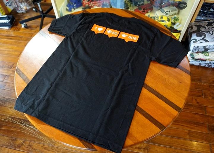ハワイ In4mation ALOHA ARMY アロハアーミー ONE LOVE  Tシャツ
