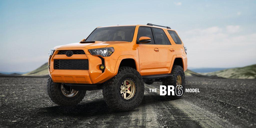 (限定品!)SCS(Stealth Custom Series Wheels/ステルスカスタムシリーズ) BR6 Limited Edition ホイール Brushed Copper ブラッシュド・カッパー