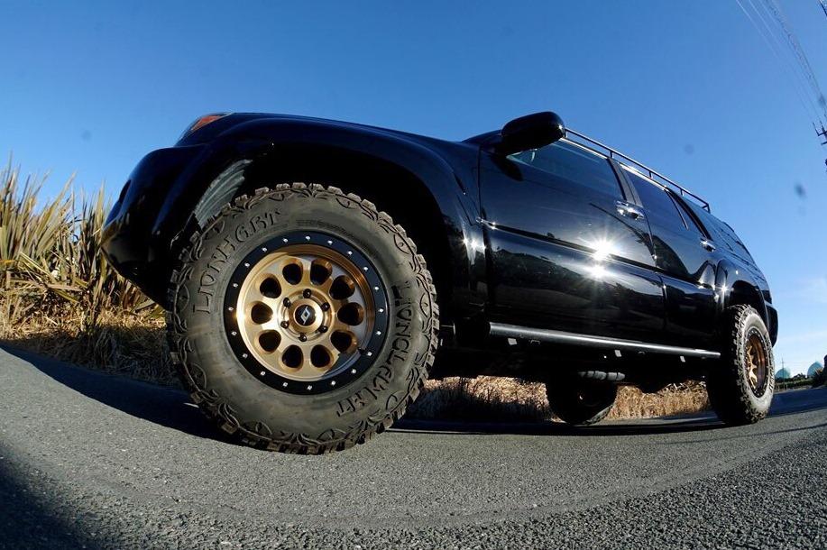 (限定品!)SCS(Stealth Custom Series Wheels/ステルスカスタムシリーズ) RAY10 Limited Edition ホイール Brushed Copper ブラッシュド・カッパー