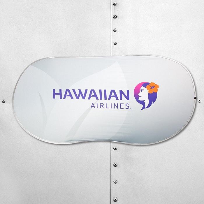 ハワイ HAWAIIAN AIRLINE/ハワイアン航空 ハワイアンエアー サンシェード