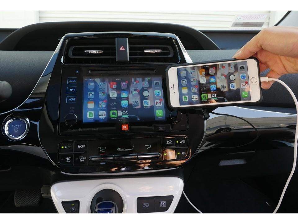 (取り寄せ対応!) 純正モニター用 スマートフォン ミラーリングキット (iPhone/Android)