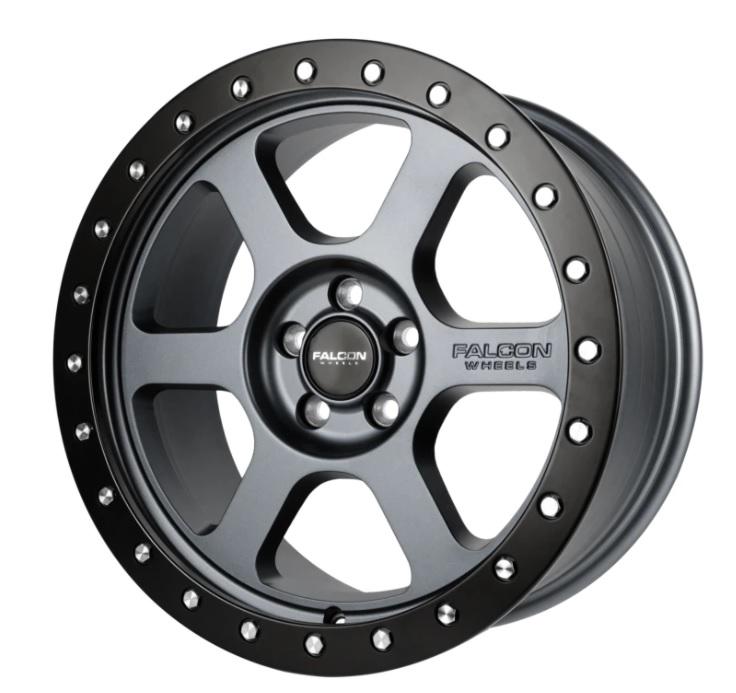 (取り寄せ対応!) Falcon Off-Road Wheels ファルコン オフロード V1 ホイール (ブロンズ・ガンメタ・ブラック)
